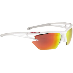 Alpina Eye-5 HR S CM+ Glasses white matt